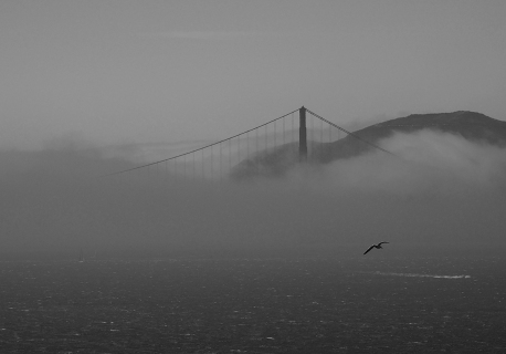 GOLDEN GATE BRIDGE, SAN FRANCISCO, CALIFORNIA (USA)