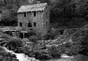 OLD MILL, LITTLE ROCK, ARKANSAS (USA)