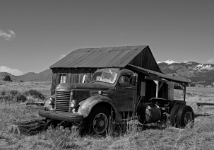 TRUCK, NEW MEXICO (USA)
