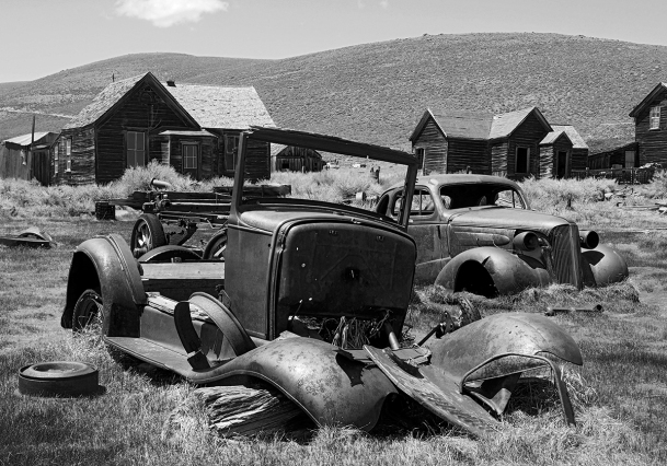 BODIE, GHOST TOWN, CALIFORNIA (USA)