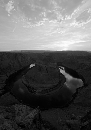 HORSESHOE BEND, ARIZONA (USA)
