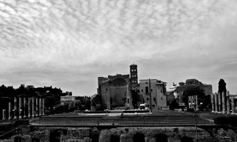 Roma - Il Tempio di Venere e Roma