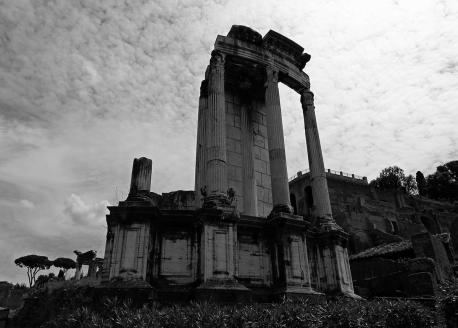 Roma - Tempio di Vesta