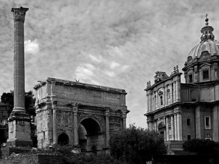 Roma - Arco di Settimio Severo