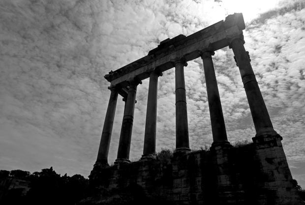 Roma - Tempio di Saturno