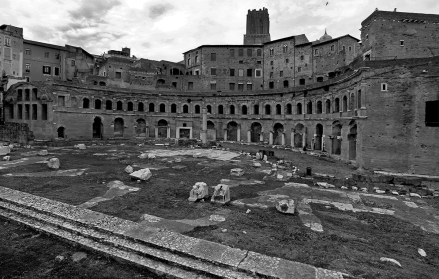 Roma- Mercati di Traiano