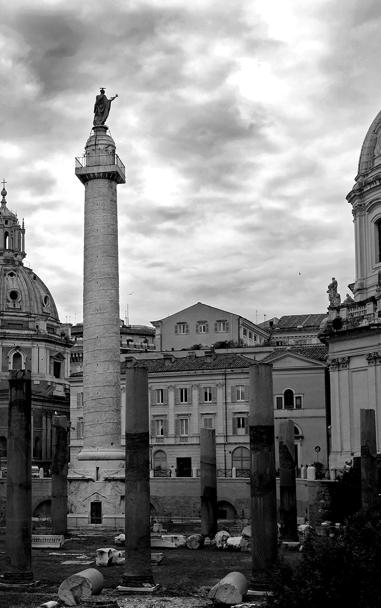 Roma- Colonna Traiano